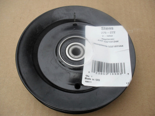 Idler Pulley for Scag Cheetah, Sabre Tooth Tiger, Turf Tiger, V Ride, Wildcat, 48181