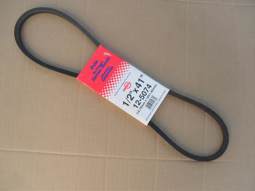 Belt for Merry Tiller 2270, 2278, 6080020, 608-0020, Oil and heat resistant