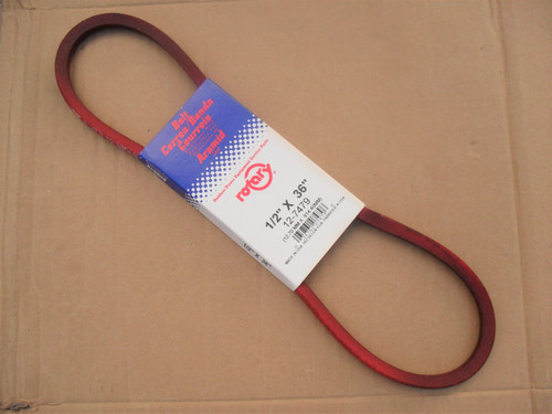 Belt for Bush Hog 1669, Made in USA