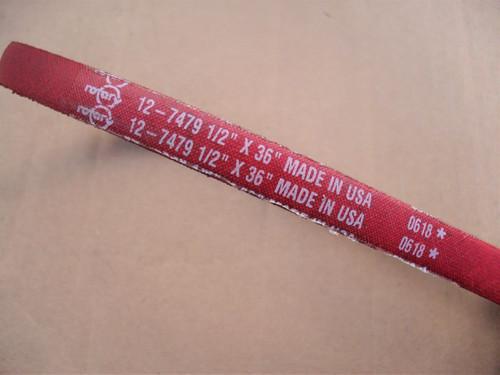 Belt for Simplicity 106390, 106390SM, 1657806, 1657806SM, 165806, 165806SM, 1717393, 1717393SM, 2026081, 2026081SM, Made in USA