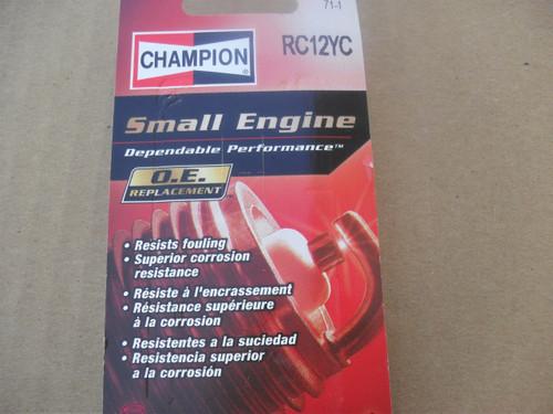 Spark Plug for Briggs and Stratton Intek, Vanguard 491055T, 496055, 496055S, 5066, 694385, Champion