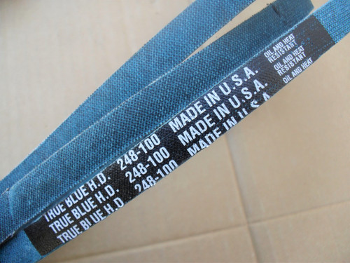 Belt for Goodyear 841000, Made in USA, Kevlar cord, Oil and heat resistant