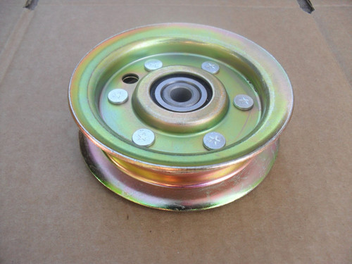 Deck Idler Pulley for Poulan Pro 104360X, 131494, 173438, 532173438 Made In USA