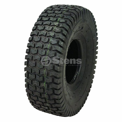 Lawn Mower Tire 4.10x3.50-4 Tubeless 2 ply for Carlisle 5110251