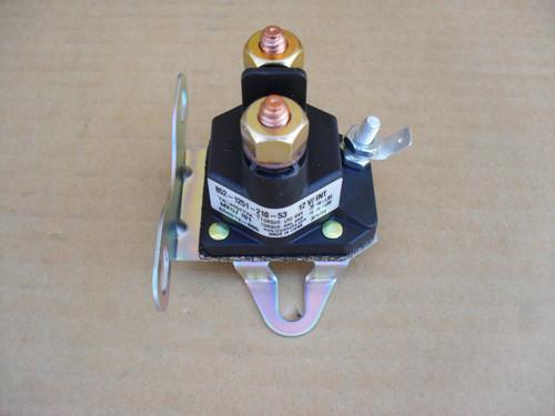 Universal Starter Solenoid for Wright Mfg Stander 53490009
