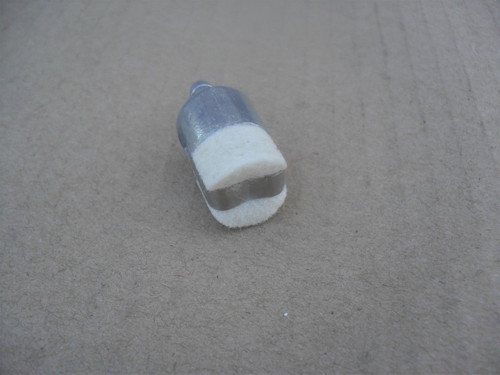 Gas Fuel Filter for Shindaiwa T230, T231, 2211585401, 2212885410, A369000460, SH714, 22115-85401, 22128-85410, SH-714 Made In USA