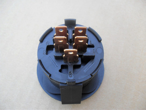 Ignition Starter Switch for Bad Boy 077807600, 077-8076-00 Includes Key