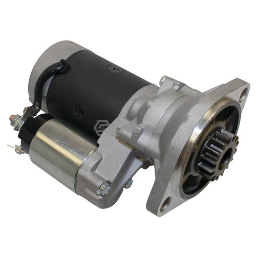 Electric Starter for Gehl SL3640E, SL3840E, SL4240E, 188586, 42536290, 425-36290