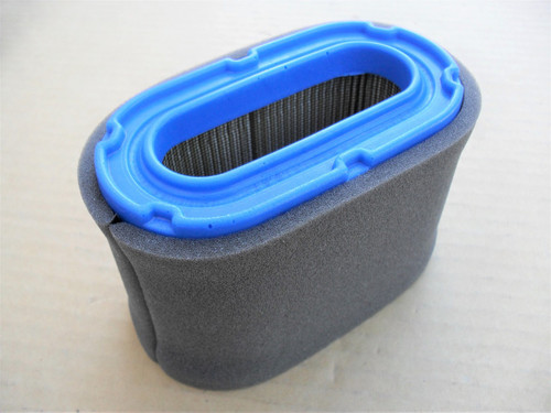 Air Filter for Lawn Boy 11793, 702814, 89353 Includes Foam Pre Cleaner Wrap lawnboy