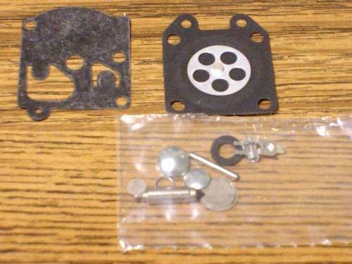 Carburetor Rebuild Kit for Efco 2318-283, 2318-285, 2318-303, 2318-353, 2318-441, 2318-442, 2318-450, 3300-225, 3301-037
