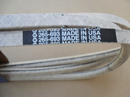 "Deck Belt for Snapper ST1842, 42"" Cut 704430"