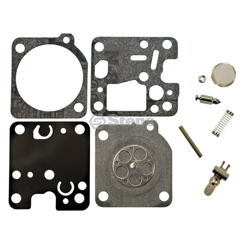 Carburetor Rebuild Kit for Zama RBFA1, RBK66, RBK66A, RBK67, RB-K67A, RBK70, RB188, RB-188