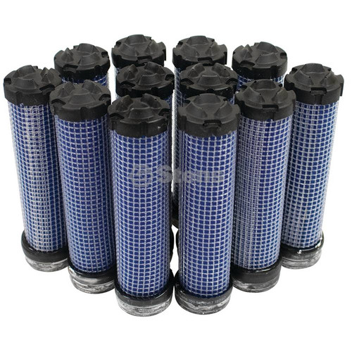 Inner Air Filter for Yanmar P535396, Shop Pack of 12 Air Filters