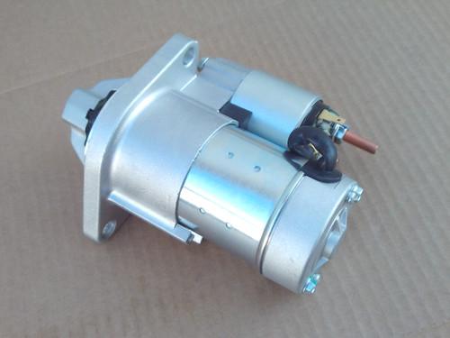 Electric Starter for Yanmar 11912577010, 11912577011, 11912577012, 119125-77010, 119125-77011, 119125-77012