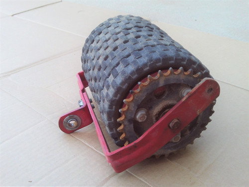 Mclane Drive Tires 1035 with Sprocket 1038 USED ASSEMBLY