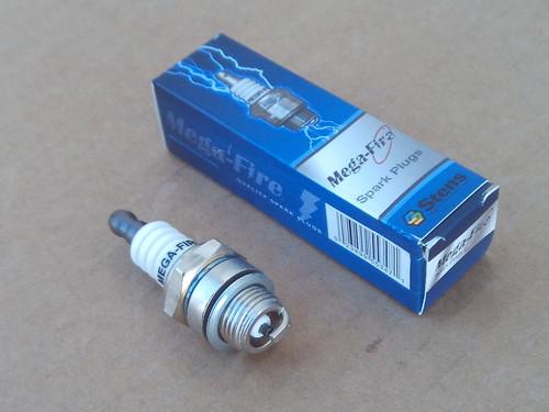 Spark Plug for Green Machine 1700, 1730, 1900, 1930M, 1940M, 2000, 2100, 2200, 2300, 2400, 2500, 2600, 2800, 2840, 3000, 3040, 3510, 3540, 4000, 7100, 7200, 7400, BM6A
