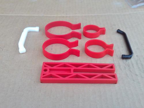 Piston Ring Compressor Kit 40 mm to 60 mm diameter 751-045
