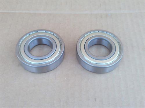 Cement Mixer Barrel Bearings for Harbor Fright 14208 bearing set of 2