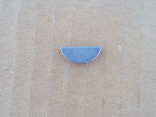 Gravely Wood Ruff Key 06608700, 06604200 for deck spindle shaft