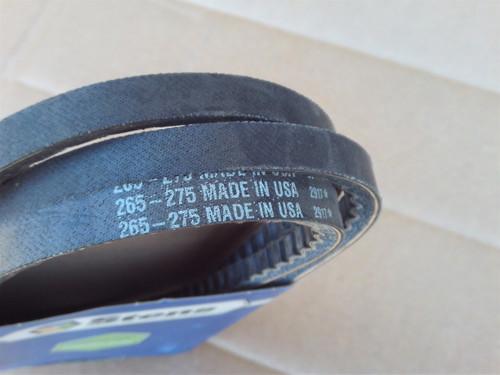 Drive Belt for Toro Titan 1159613, 115-9613 Pioneer E, S Series