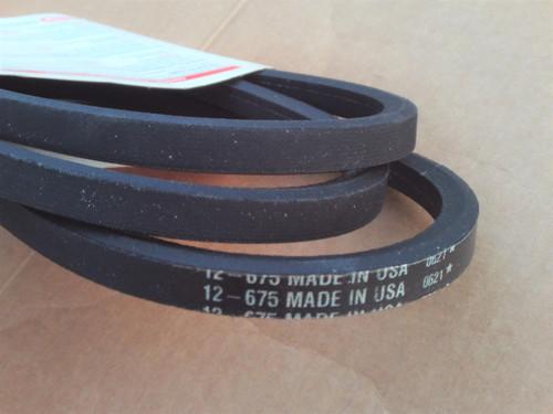 Drive Belt for Snapper 18236, 22252, 7018236, 7022252, 7022252YP, 1-8236, 2-2252