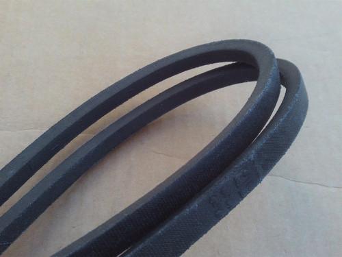 """Deck Belt for Cub Cadet XT1, LT42, XT2, LX42, 42"""" Cut 754-05021, 954-05021, 5133"""