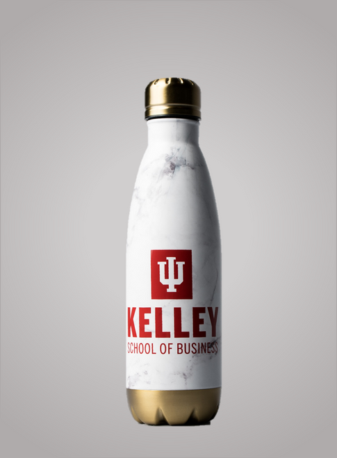 17 OZ. MARBLE INSULATED WATER BOTTLE
