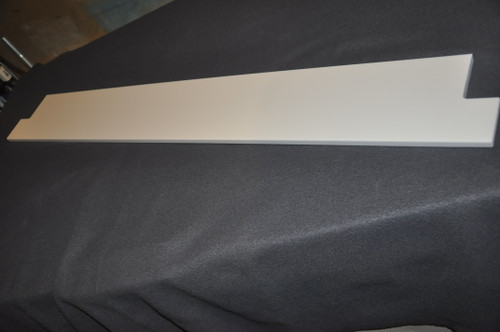 corian white window sill replacement