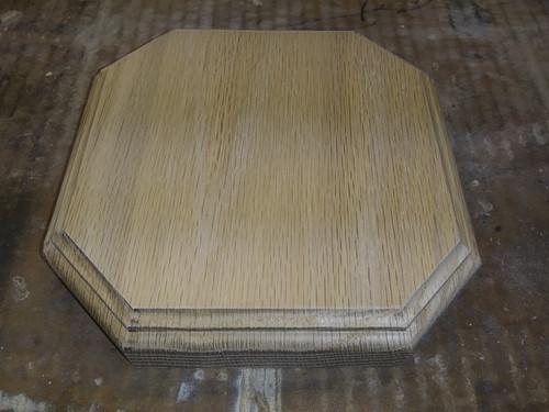 Oak Plaque Unfinished