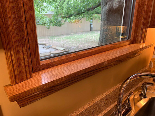 sale oak window sill replacement new