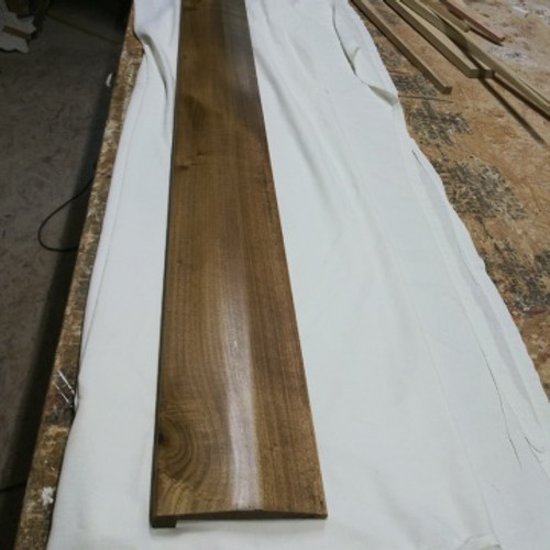 floor transition popular wood walnut stain for different height floors