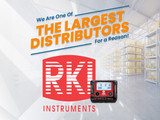 We are One of The Largest RKI Distributor in North America for a reason!