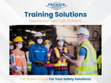 Premier Safety's Certified Training Solutions