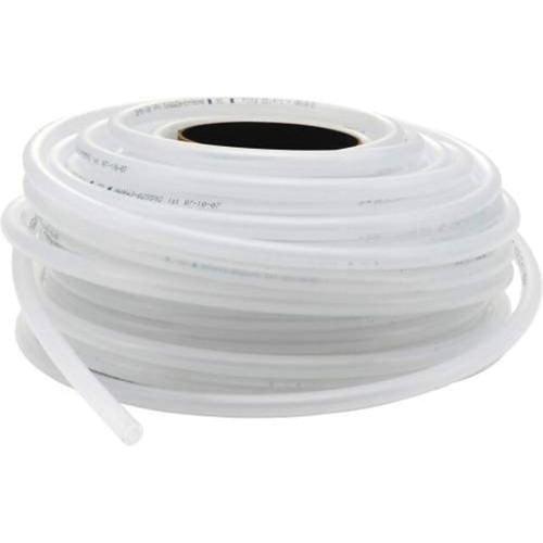 Laird Plastics C01 Tubing, 3/8 in ID x 1/2 in OD, Polyethylene