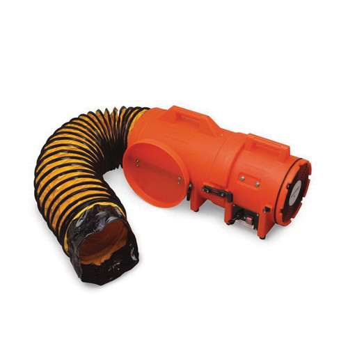 Allegro® 9533-15 Axial AC Blower, 8 in Duct, 831 cfm, 115 to 230 VAC
