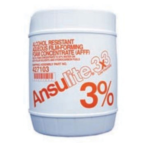 ANSUL® Ansulite™ 416493 Low Viscosity Alcohol-Resistant AFFF Concentrate, 5 gal Pail
