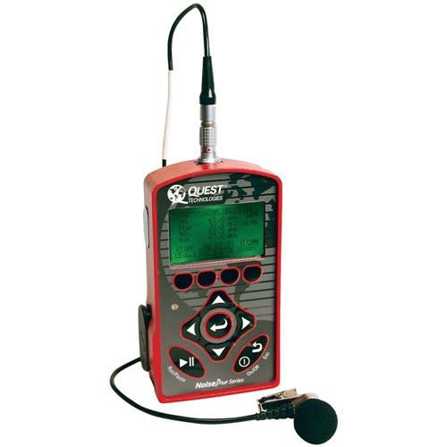 Quest NoisePro DLX Noise Dosimeter - RENTAL