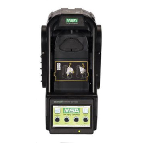 MSA GX2 Galaxy® 5/5X Altair® 10128628 Automated Test System for Gas Monitor, 1 Calibration Gas Cylinder