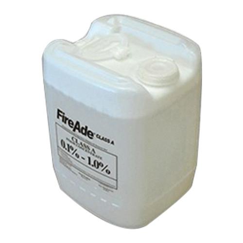 FireAde® 2000 FA2-A-005 Class A Foam Concentrate, 5 gal Pail, Clear Light Red - FA2-A-005