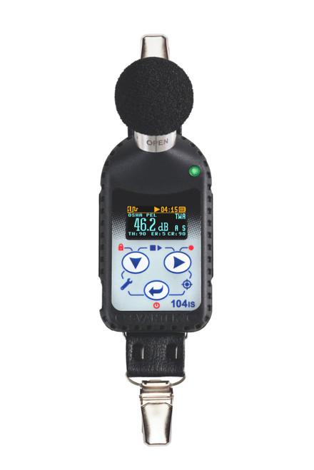 Svantek SV104IS Dosimeter W/3 Units/Mic/5 Port Dock/Calibrator/Case