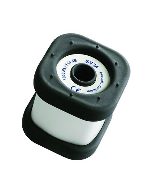 Calibrator, Acoustic, Class 2, 100 Hz/114Db, Svantek