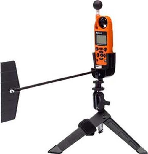Kestrel 0854LVCORA 5400 Heat Stress Tracker Pro with LiNK, Compass and Vane Mount (Orange)