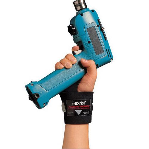 FlexRist® 7111-01 Wrist Support, Regular, Neoprene, Black