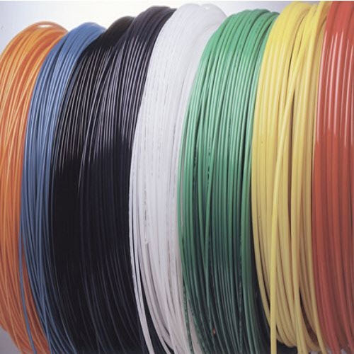 """LLDPE NATURAL TUBING 100' COIL .170""""ID X .250""""OD X .040"""" WALL"""