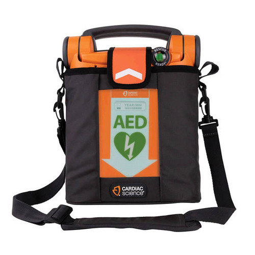 AED, Powerheart G5, Fully Auto with ICPR, Dual Language