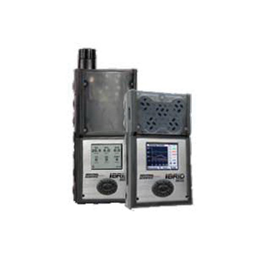 Industrial Scientific MX6 iBrid Multi-Gas Monitor, 0 to 100% Combustible Gas, 0 to 1500 ppm CO, 0 to 500 ppm H2S, 0 to 30% O2, 0 to 2000 ppm PID