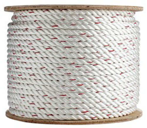 3 Strand Poly-Dacron Combination 600-ft. x 3/4-inch