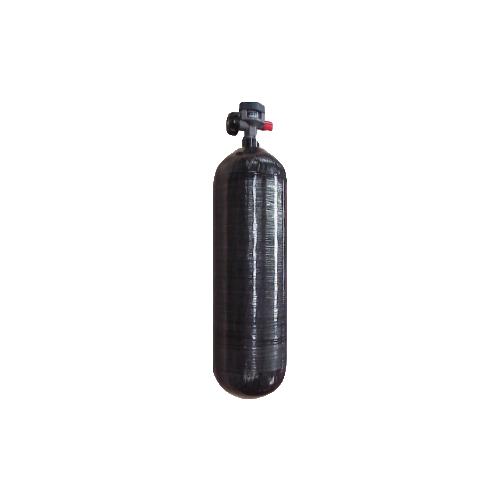 CGA-347, 4500 psi, Breathing Air Cylinder