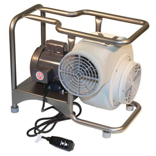 AIR® SVB-E8 Single Speed Electric Blower, 8 in Duct, 1570 cfm, 115 VAC