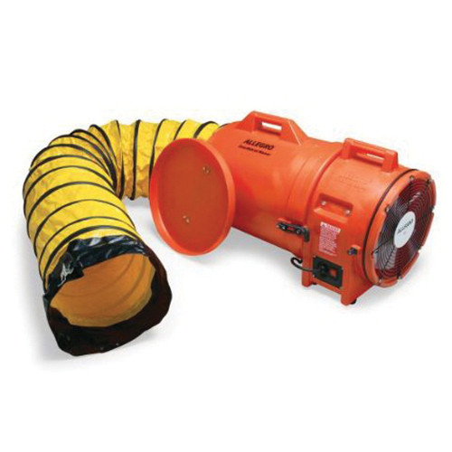 Allegro® 9543-15 Axial AC Blower, 12 in Duct, 1842 cfm, 115 to 230 VAC